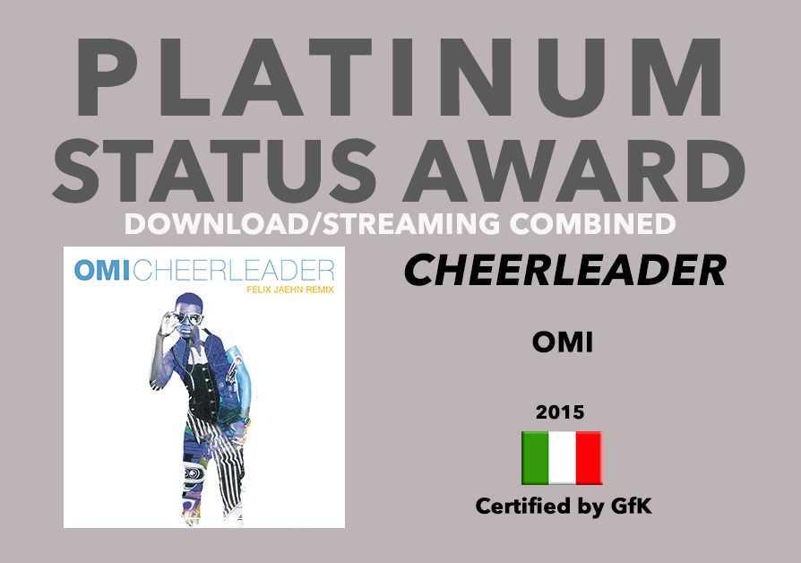 CHEERLEADER PLATINO