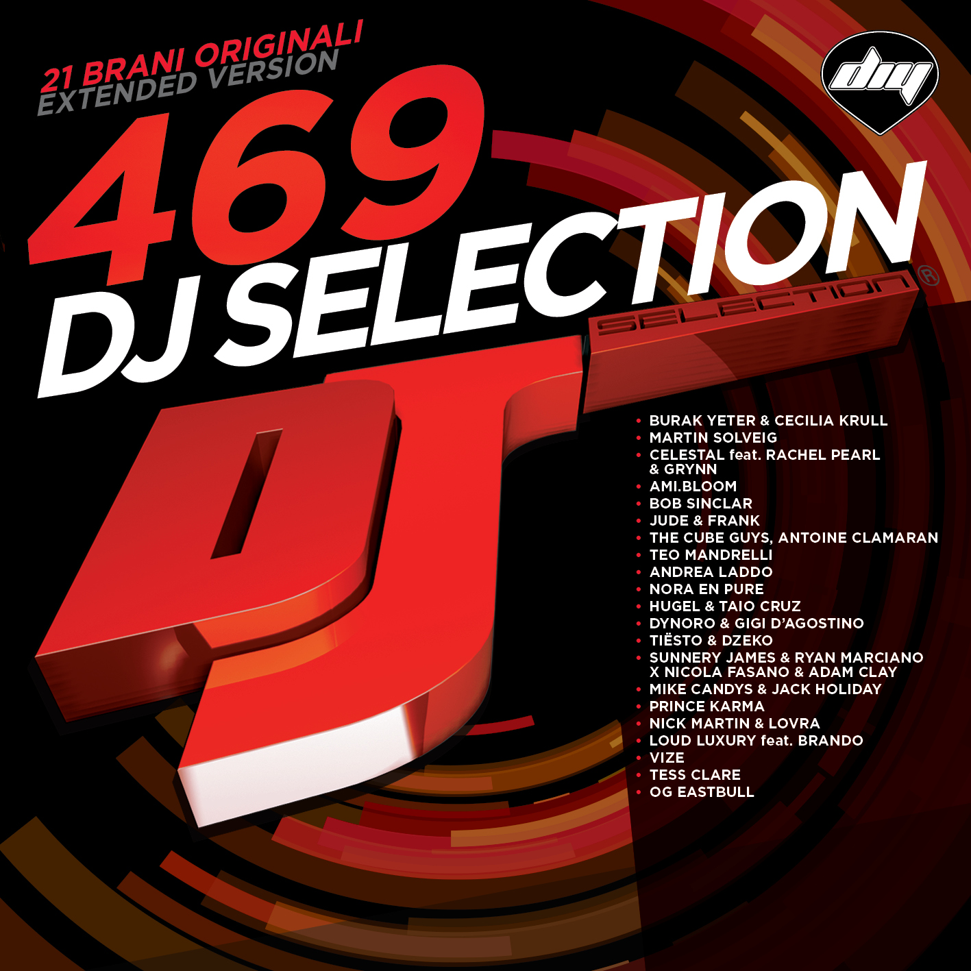 DJ SELECTION 469