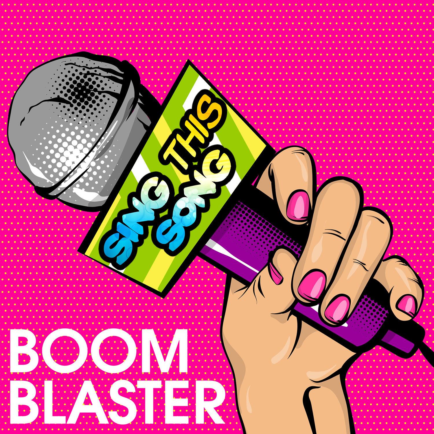 BoomBlaster - Sing this song