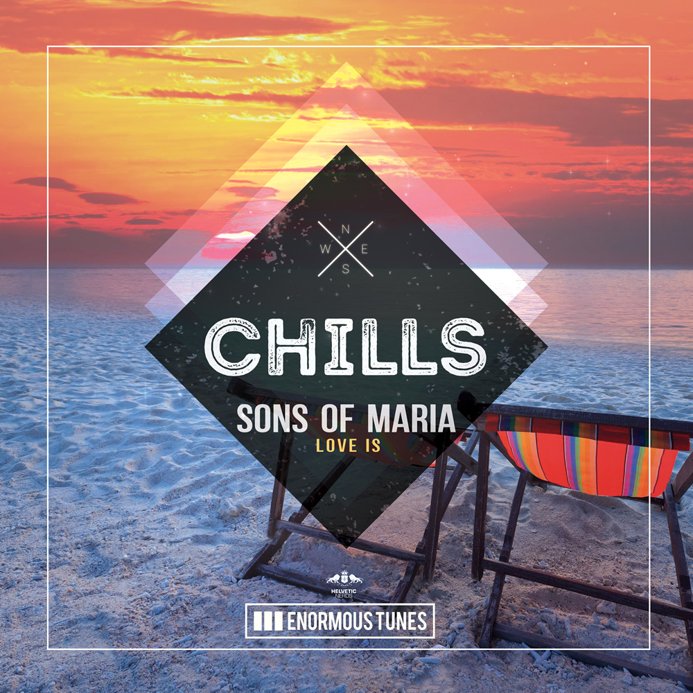 SONS OF MARIA - LOVE IS in New Music Friday