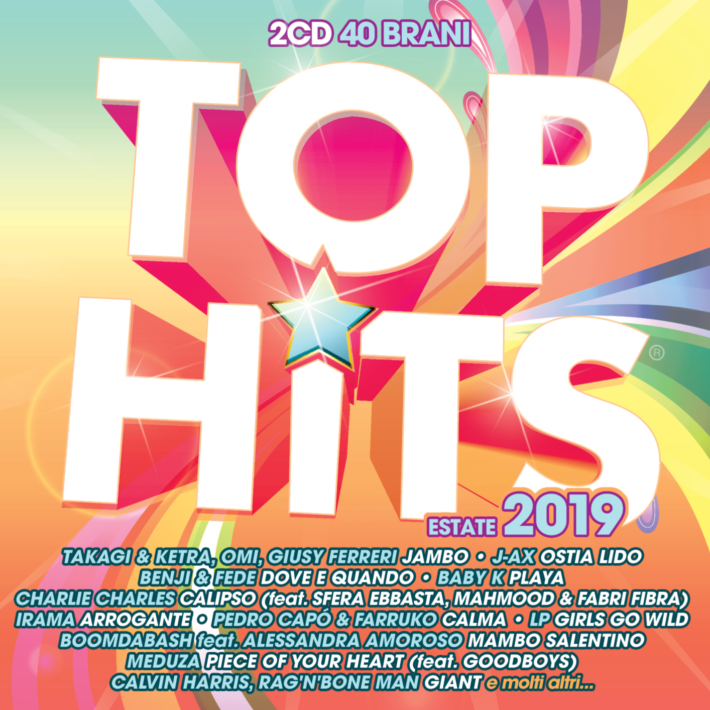 TOP HITS ESTATE 2019