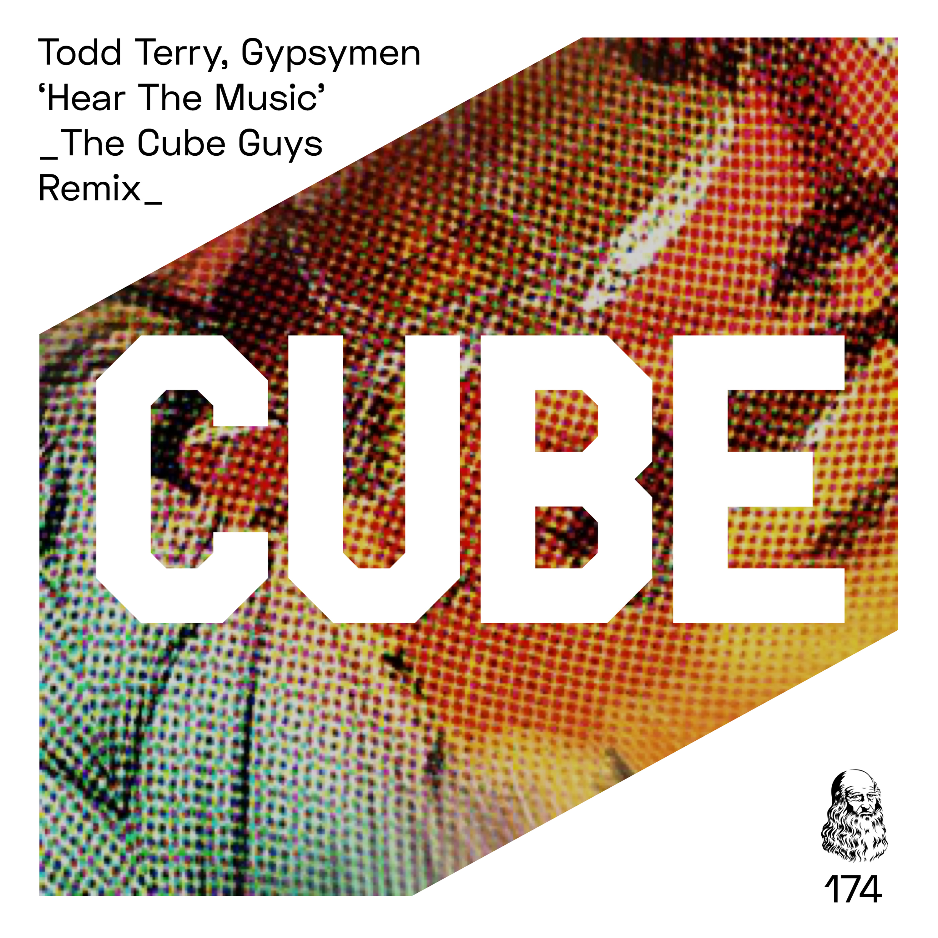 TODD TERRY, GYPSYMEN - Hear the music (The Cube Guys remix)