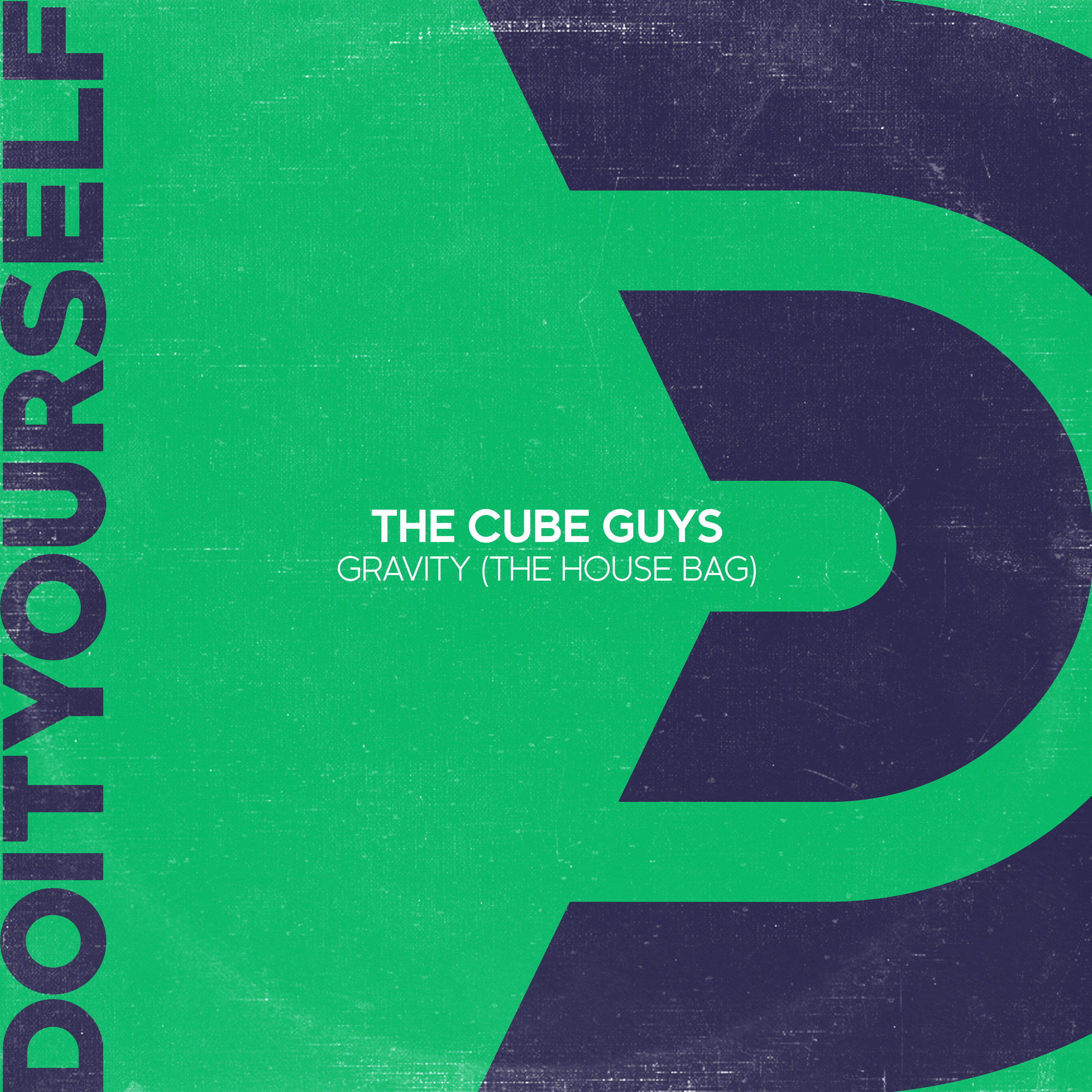 THE CUBE GUYS - Gravity (The House Bag)
